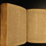 1807 1ed Noah WEBSTER Dictionary English Language American School ed Grammar