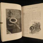 1900 1ed Complete Strand Magazine Conan Doyle & Rudyard Kipling 12 Issues