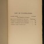 1924 Charlotte Bronte Novels Jane Eyre Shirley Villete Illustrated Thornton 6v