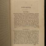 1860 1ed Founding Father on SLAVERY American Politics Washington Adams Abolition