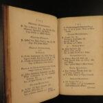 1761 MEDICINE War of Austrian Succession Theobald Dispensatory Cures Surgery