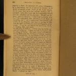 1855 Napoleon Journal MAPS Cases Memorial St Helena Napoleonic WARS 4v Engraved