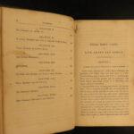 1852 1st ed Uncle Tom's Cabin Beecher Stowe Slavery Abolition Civil War 2v Set