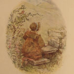 1905 Beatrix Potter 1st/1st Tale of Mrs Tiggy Winkle Children's Literature Girls