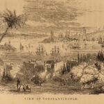 1854 1ed Cornelius Vanderbilt Cruise of North Star Voyage England Russia Turkey