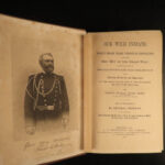 1883 Our Wild INDIANS Native American Tecumseh Sherman SCALPING Sioux Apache