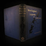 1884 1ed New England Legends Folk Lore Witchcraft Witches Ghosts Occults Drake