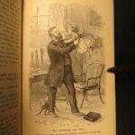 1869 1st ed Little Women Louisa May Alcott Children Civil War Slavery Famous