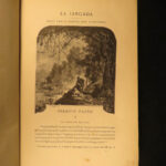 1881 1st ed Jules Verne 800 Leagues on the Amazon South America French Hetzel
