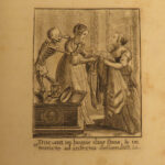 1816 RARE Dance of Death Holbein Hollar Engravings OCCULT Macabre Skeletons ART