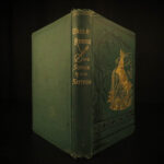 1881 1st/1st Uncle Remus Songs & Sayings Harris Slavery Song of South Americana