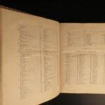 1891 1ed History of Northern California GOLD San Francisco Mexico Indian Wars