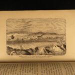 1872 CALIFORNIA 1ed Golden State Gold Rush Utah Mormon INDIANS Maps Illustrated