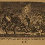1853 Israel Putnam American Revolutionary War David Humphreys Bio Illustrated