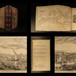 1835 PIRATES & Piracy Barbary States EGYPT Carthage Africa Moors Morocco