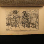 1884 1ed Nights Uncle Remus Joel Harris Illustrated African American Folklore