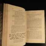 1830 John Bunyan Pilgrim's Progress Illustrated Demons Puritan Robert Southey