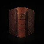 1850 1ed David Copperfield Charles Dickens Browne Illustrated English PROVENANCE