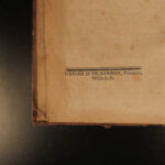 1828 American Guide to CONSTITUTION Declaration of Independence States MISSOURI