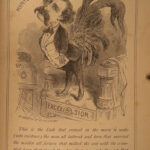 1871 1ed Mark Twain Burlesque Autobiography First Romance Illustrated Classic