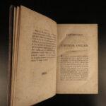 1833 1ed Irish Talbot Voyage to CANADA Colonies Quebec MAPS Ships 3v French ed