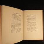 1909 1st ed Mark TWAIN Last Book Captain Stormfield's Visit to Heaven