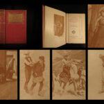 1902 1st ed Mark TWAIN Double Barrelled Detective Sherlock Holmes RARE