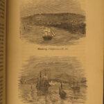 1849 1ed Farnham Travels in California & Oregon GOLD RUSH Illustrated Rocky Mt