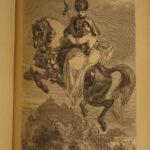 1855 Arabian 1001 Nights Illustrated Ali Baba Aladdin Sinbad English Lane Harvey