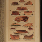 1891 Beeton's Everyday Cookery Cooking Food Illustrated Baking Recipes Cooking