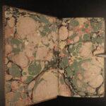 1782 BEAUTIFUL Book of Common Prayer Church of England Psalms Oxford Gunpowder