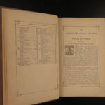 1858 1st ed Rural Affairs Gardening Farming House Building Cooking Illustrated 2v