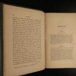 1870 1ed Life in Utah MORMON Polygamy INDIANS Beadle Map Salt Lake LDS Mormonism