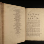 1674 1ed Henry Hammond English BIBLE Catechism Anglican FOLIO Church Government