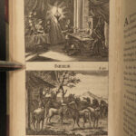 1778 FABLES of John Gay Illustrated ART English Literature Poems Buckland London