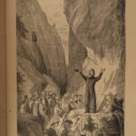 1877 John Foxe's Book of Martyrs Acts & Monuments Illustrated Martyrology Cassel