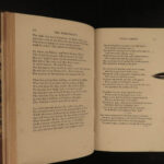 1830 1ed Sportsman Vocal Cabinet HUNTING Songs & Poems Fishing Cricket Archery