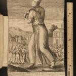 1703 1ed History of Flagellation TORTURE Thiers Pagan Flagellants Occult Bizarre