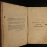 1818 Life of Patrick Henry Colonial Americana Politics Government Speeches Law
