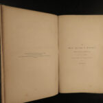 1869 1ed California American Pacific West GOLD Mining San Francisco Archaeology