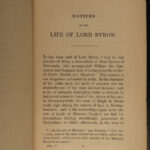 1832 EXQUISITE 1ed Lord Byron English Works Poetry Don Juan Thomas Moore 17v SET