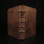 1685 Blaise PASCAL Provincial Letters Witchcraft JESUIT Magic Les Provinciales