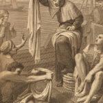 1793 Francis Xavier JESUIT Missionary Miracles ART Catholic Italian Massei RARE