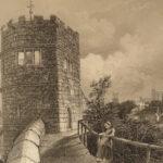 1872 History of ENGLAND Illustrated Portraits Castles Battle Scenes Taylor 12v SET