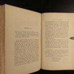 1844 1ed Saint Patrick Purgatory Medieval Legends Hobgoblin Devils Dante Iceland