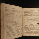 1837 Benjamin Franklin Way to Wealth + William Penn Fruits Solitude Hannah More