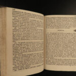 1841 Spanish Military Instructions SPAIN Royal Guard Infantry Mexico Texas War