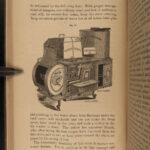 1869 1ed Harriet Beecher Stowe Woman's Home Economics Cooking Americana