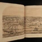 1856 History of Crimean War RUSSIA Turkey Austria Illustrated Battle Scenes