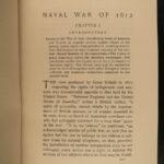 1910 Theodore Roosevelt 20v Winning of West Wilderness Hunting Naval War 1812